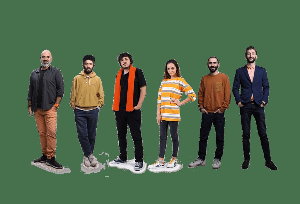 meet the <br> creative team