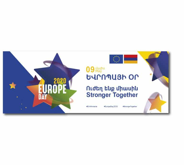 Europe Day 2020: Event Management (During COVID-19 Pandemic)