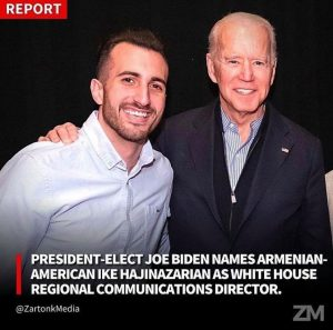 Ike Hajinazaryan-and-Joe-Biden
